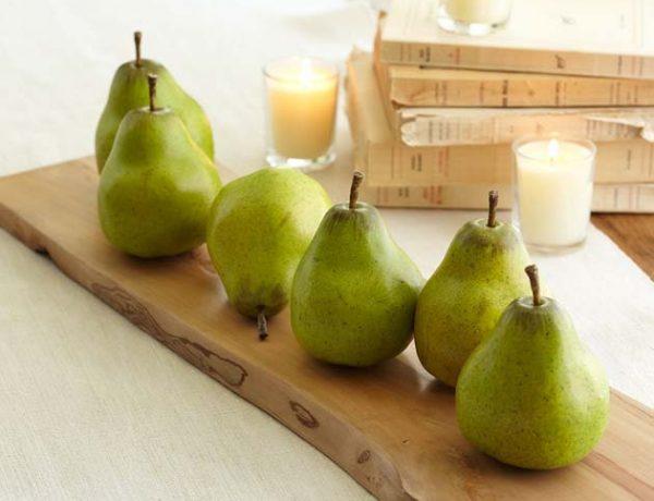 Πιατέλες για αχλάδια
