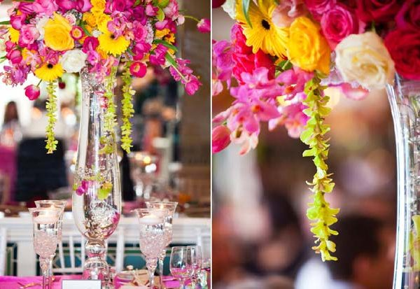 Table tips: Flowers