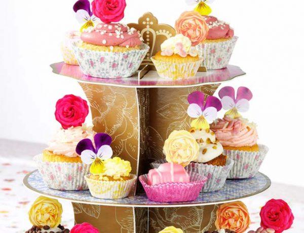 Βάσεις για κέικ και γλυκά