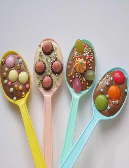 tableart chocolate ideas Σοκολατένιες ιδέες