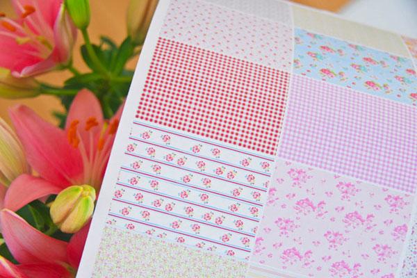 tableart candy wrapper  DIY: Χαρτί περιτυλίγματος για καραμέλες