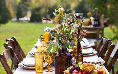 Τα τραπέζια της Άνοιξης