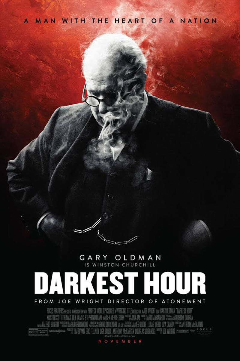 Darkest Hour με τον Gary Oldman φαβορί για Όσκαρ