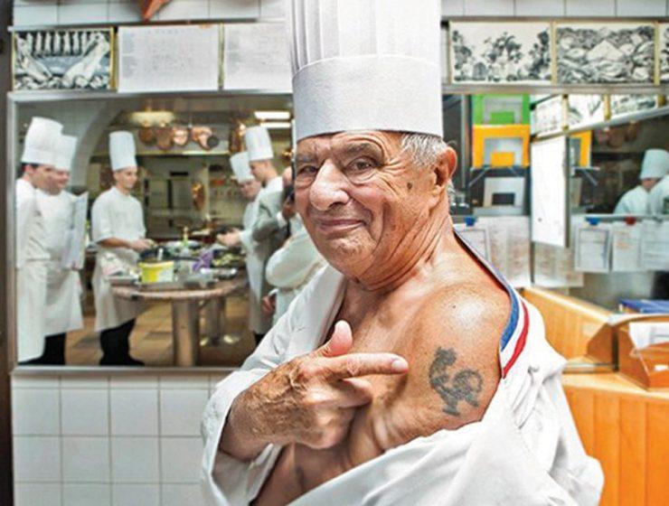 Η γαλλική γαστρονομία πενθεί τον θρυλικό της σεφ Paul Bocuse