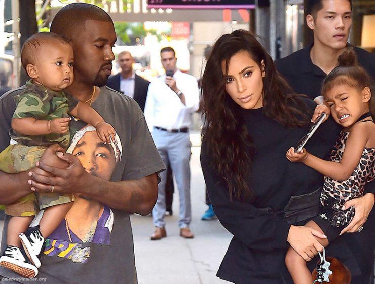 tableart.gr - Μόλις ανακοινώθηκε το όνομα του μωρού της Kim Kardashian