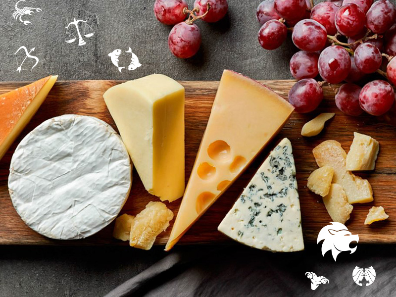 Ποιο τυρί σου ταιριάζει σύμφωνα με το ζώδιο σου