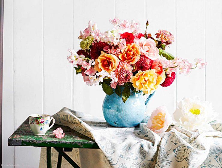 Η ρομαντική γλώσσα των λουλουδιών