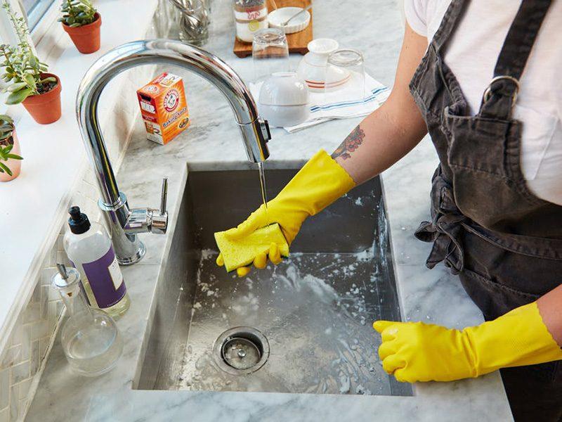 Το κόλπο με το γάντι κουζίνας