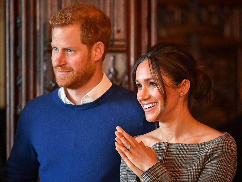 Ανακοινώθηκε η ώρα γάμου του Πρίγκιπα Harry και της Meghan Markle