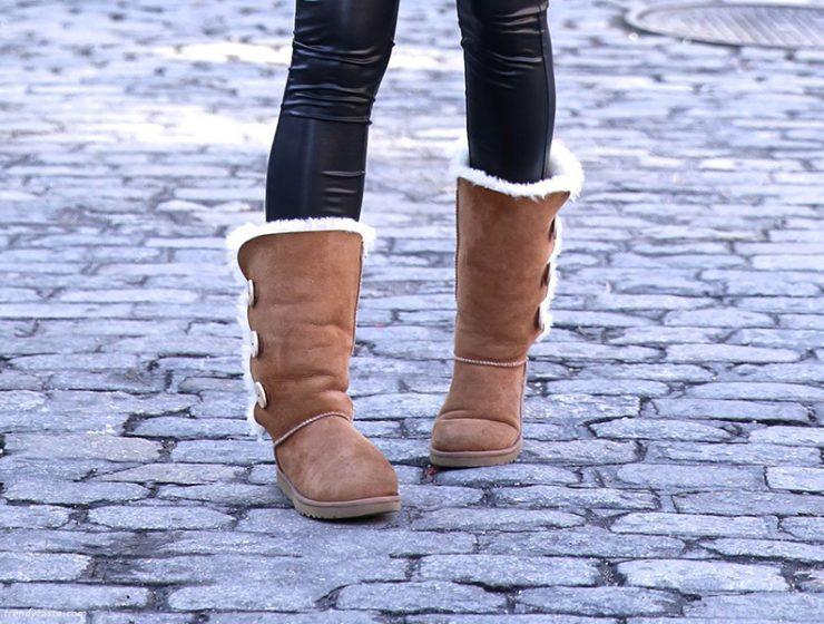 Καινούργιες μπότες UGG χωρίς ούτε 1 ευρώ