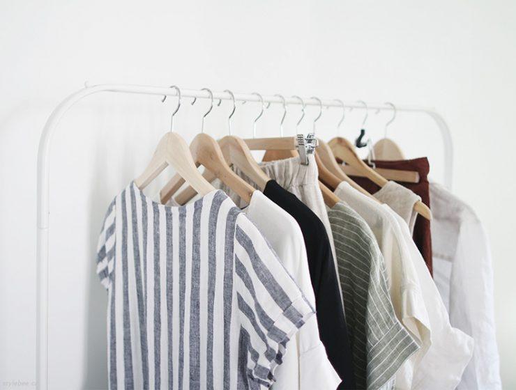 Οργάνωση και αποθήκευση καλοκαιρινών ρούχων