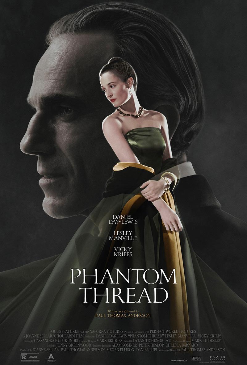 tableart_Phantom Thread, ένα haute couture αριστούργημα