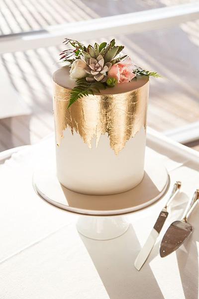 Το νέο trend στις γαμήλιες τούρτες σύμφωνα με το Pinterest