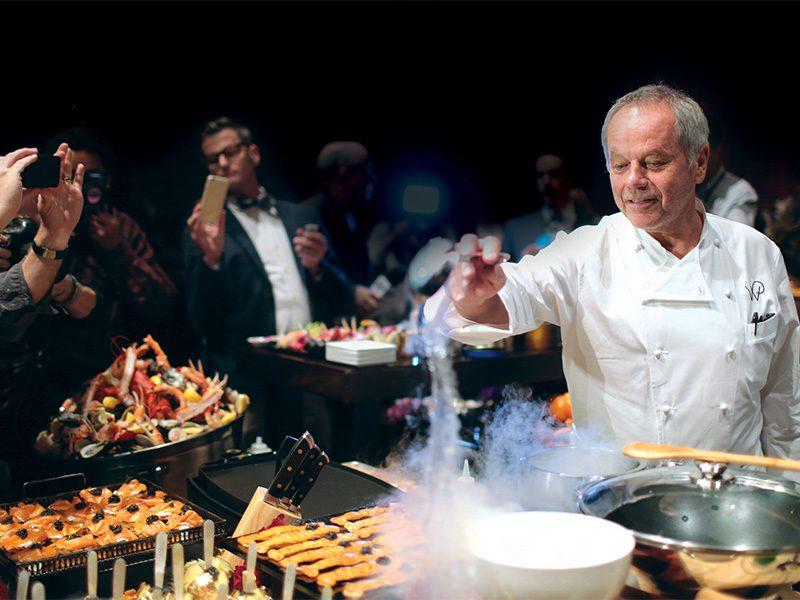 Oscar 2018: Ο σεφ Wolfgang Puck ετοιμάζει γαστρονομικές εκπλήξεις