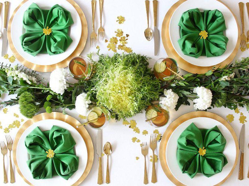 Το τραπέζι του Αγίου Πατρικίου